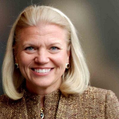 IBM CEO Ginni Rometty To Take A Debacle In April