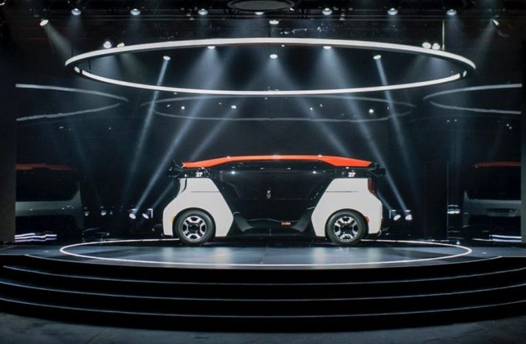 GM Cruise Launches Autonomous Ride-Sharing Electric Vehicle Without Steering Wheel Or Pedals