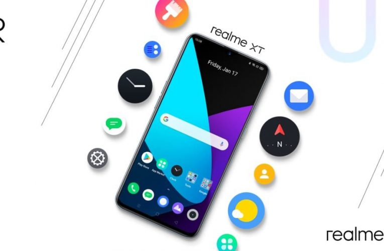 Realme XT Android 10 Realme UI Update With New Focus Mode, Optimised Sidebar, Navigation Gestures 3.0