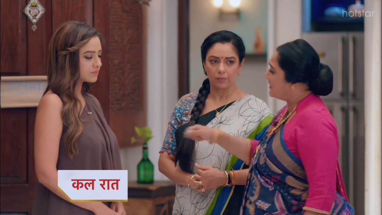 Anupama 1 July 2021 Written Update: Kavya is getting successful in her  trick with Kinchal – - News235