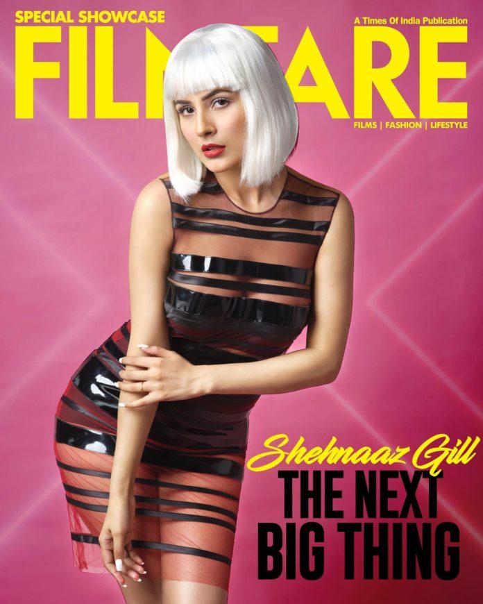 Shehnaaz Gill Filmfare