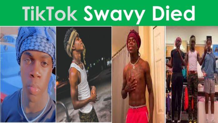 Tiktok Swavy dead